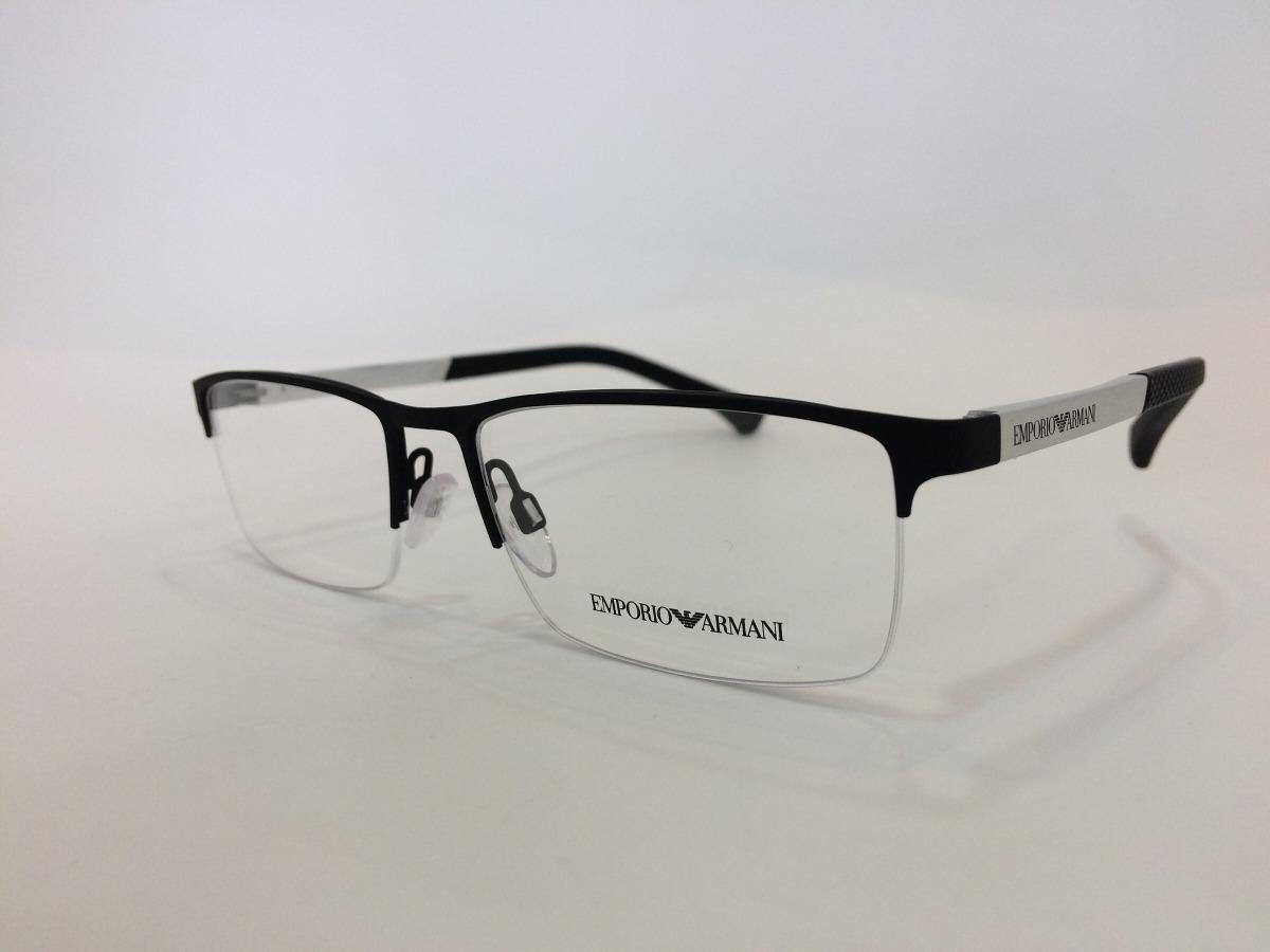 378458e88 Oculos Empório Armani Ea1041 3094 55 17 140 - R$ 452,00 em Mercado Livre
