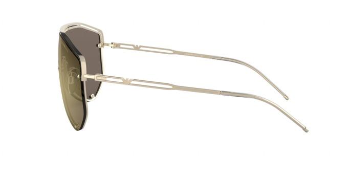 0d62124f3b270 Óculos Emporio Armani Ea2072 30135a Ouro Lente Espelhada Ou - R  456 ...