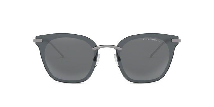 Óculos Emporio Armani Ea2075 30106g Grafite Lente Espelhada - R  456 ... ef5f6bf08a