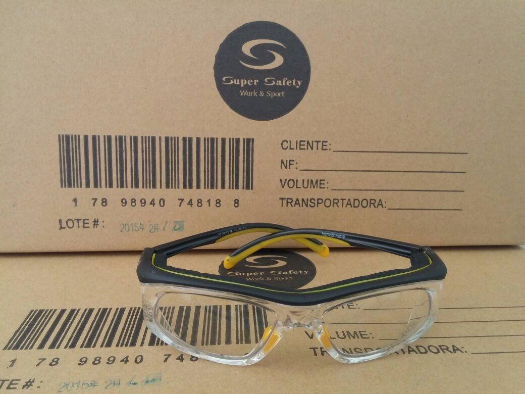 1e95cf05cb7d4 óculos epi para lente de grau ssrx 1 incolor super safety. Carregando zoom.