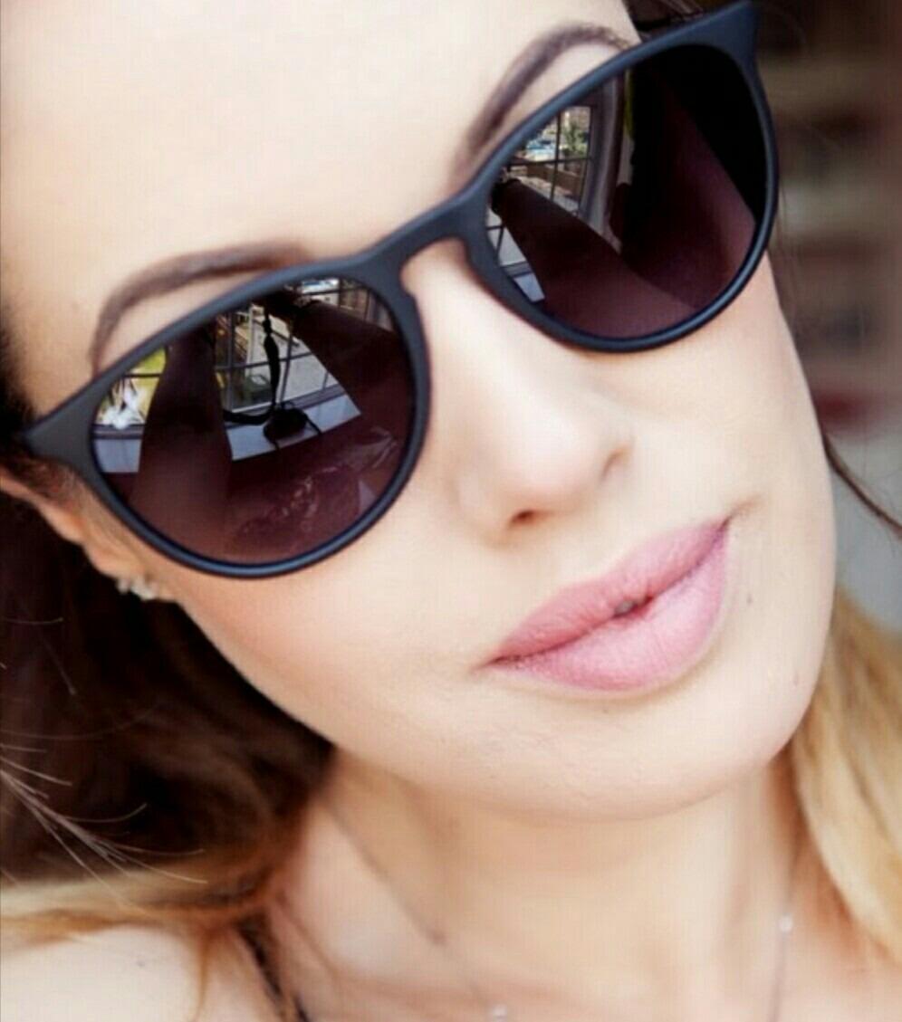 Óculos Erica   Erika Preto Fosco - R  59,00 em Mercado Livre 94b94daa54