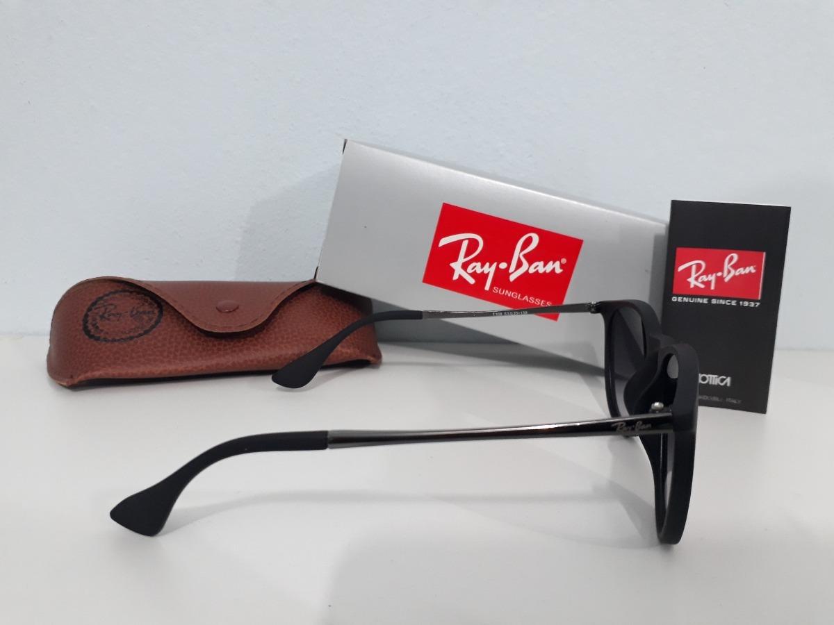 229fc8ab1 Óculos Érika 4171 Preto Fosco Feminino Verão Top - Promoção - R$ 120,90 em  Mercado Livre