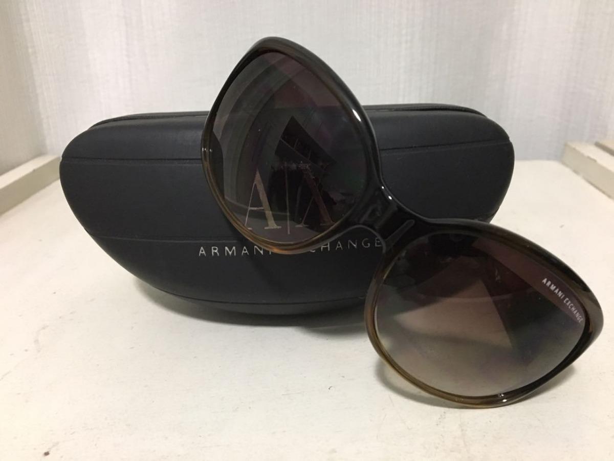 2a15b95b452 óculos escuro armani exchange - estado impecável - na caixa. Carregando  zoom.