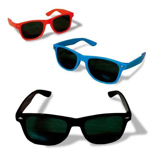 óculos escuro colorido para festas kit 5 unidades