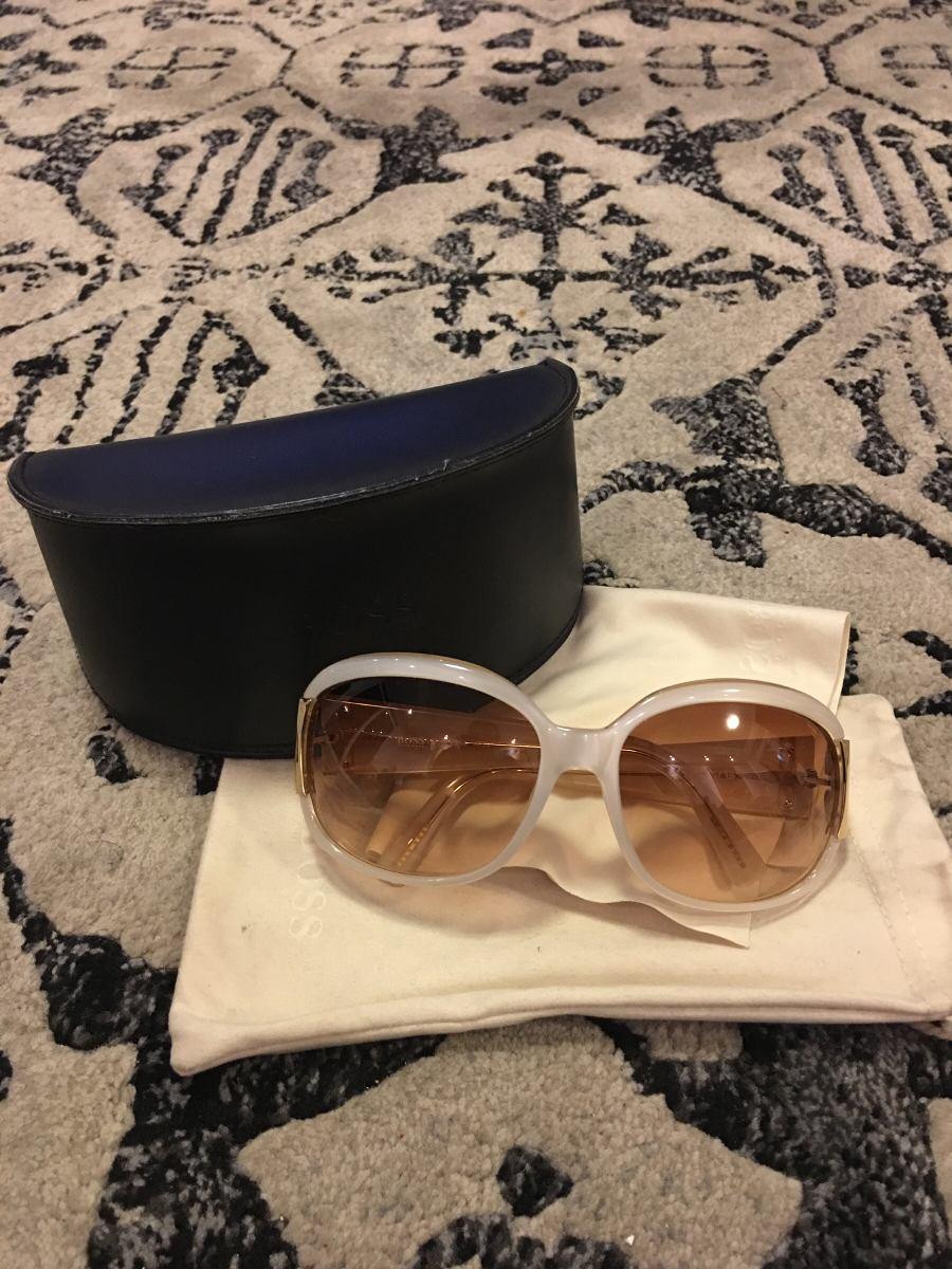 b3c81448b48df Óculos Escuro Feminino Nude Hugo Boss - R  245,00 em Mercado Livre