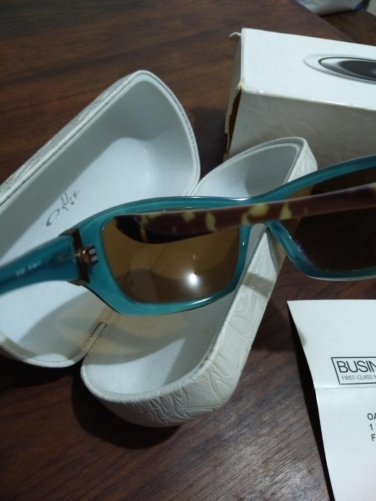 c15d2a0827531 oculos escuro feminino oakley original. turtle e turquesa. Carregando zoom.