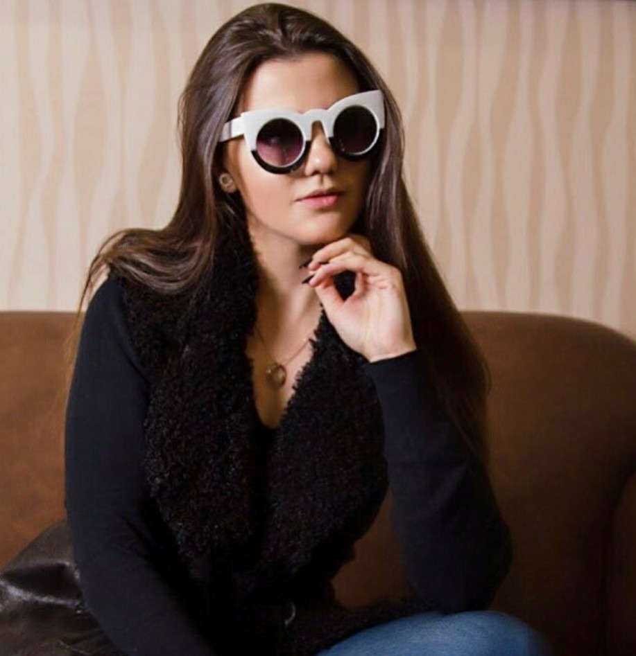 a58620ec0f40f óculos escuro gatinho gato da moda tendência feminino barato. Carregando  zoom.