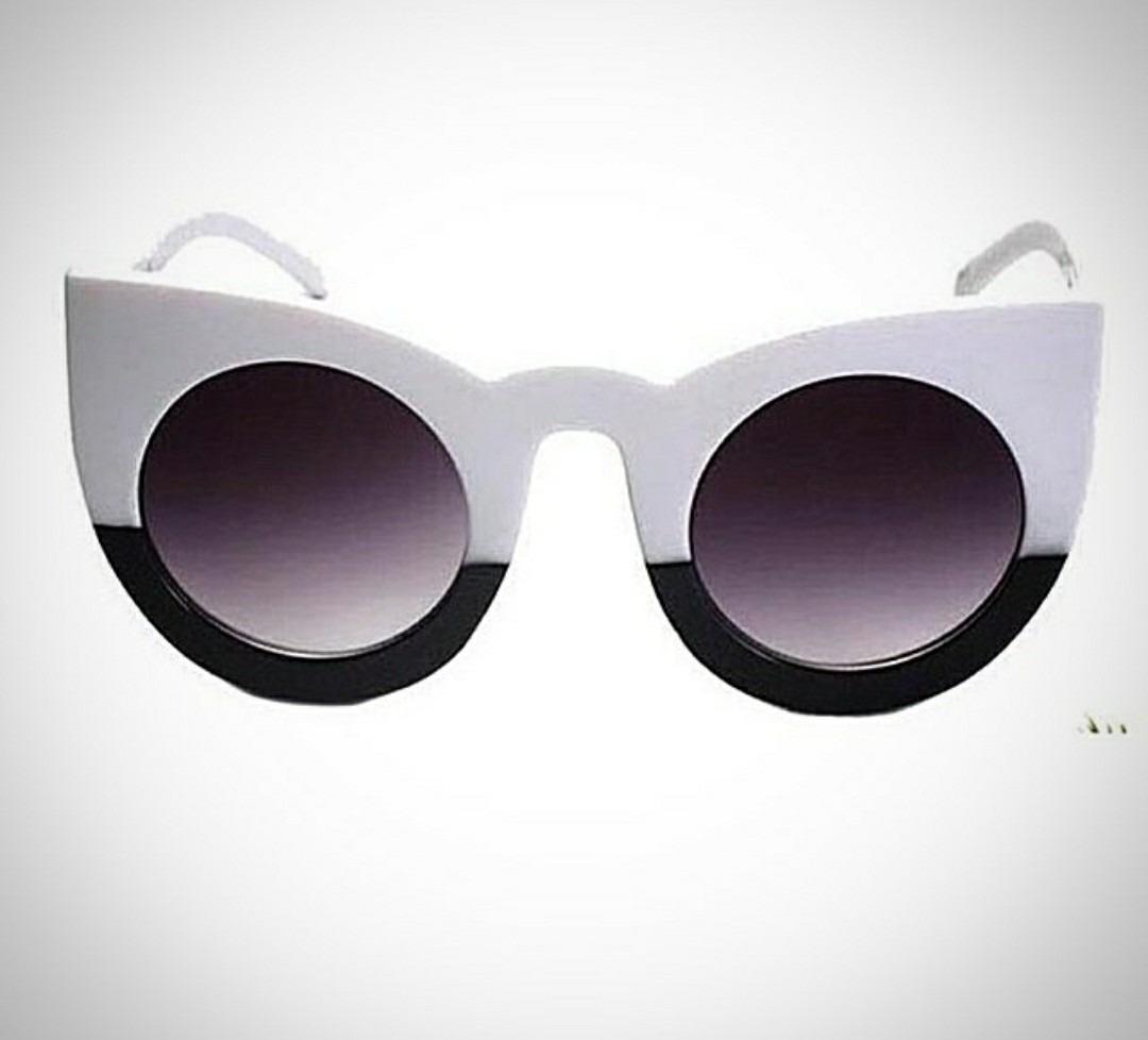 c7fff8bdf8be6 Óculos Escuro Gatinho Gato Da Moda Tendência Feminino Barato - R  49 ...