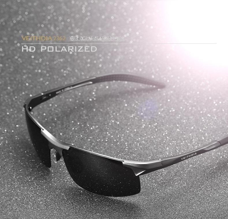 84022d688df82 Óculos Escuro Polarizado Masculino Proteção Uv 400 6518 - R  120,00 ...