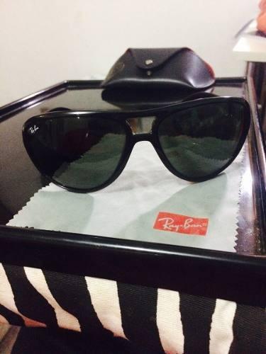 4b39998e8107a Óculos Escuro Ray Ban Top (original) Modelo Aviador. - R  340,13 em ...