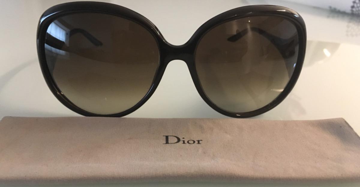 ef2dcb63712c1 óculos escuros dior acetato chocolate. Carregando zoom.