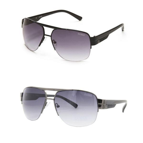 a432965c67511 Óculos Escuros Guess Aviator Original -guf 126 - Mais Barato - R  69 ...