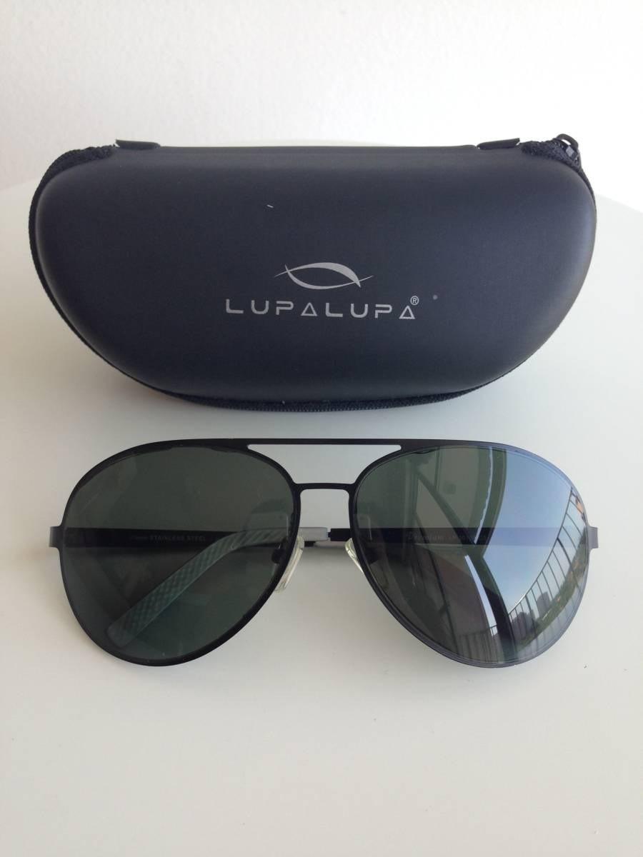 caa5d1aa3 Óculos Escuros Lupalupa - R$ 80,00 em Mercado Livre