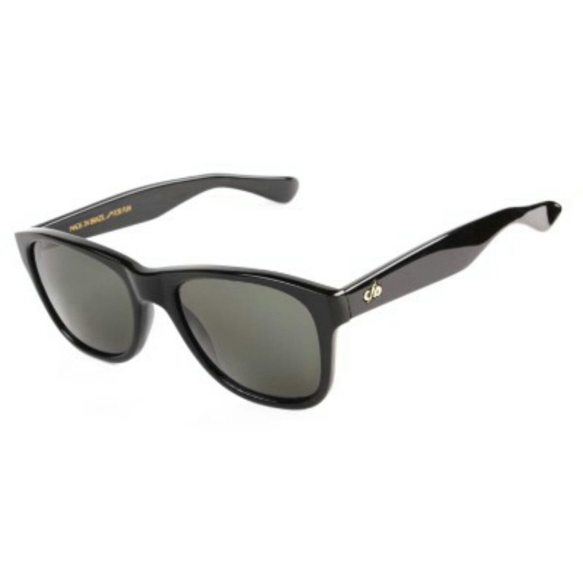 33df160ea5463 Óculos Escuros Masculino Chilli Beans Bossa Nova Preto - R  99,00 em ...