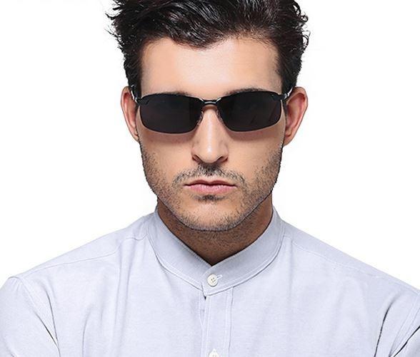 ab328d505927b Óculos Escuros Masculino Proteção Uv 400 Polarizado Sport - R  120 ...