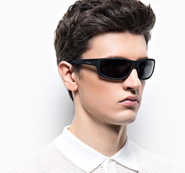 74b89c0a5e84d Óculos Escuros Polarizado Masculino Importado Proteção Uv400 - R ...