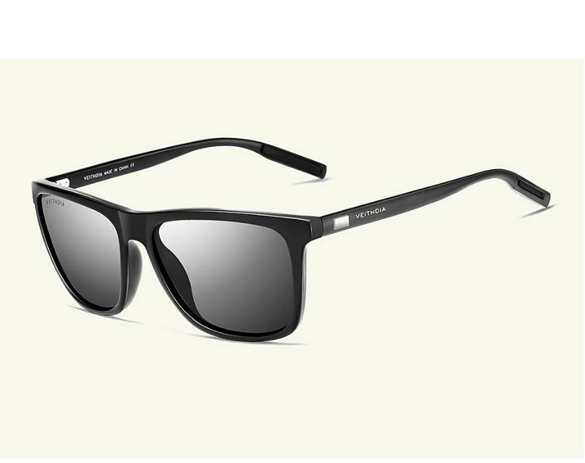 0af907a7fdcfc óculos escuros polarizado masculino proteção uv 400 aviador. Carregando  zoom.