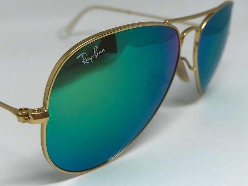 8e1b22c133b30 Óculos Escuros Ray Ban Top Modelo Aviador, Original. - R  219,99 em ...