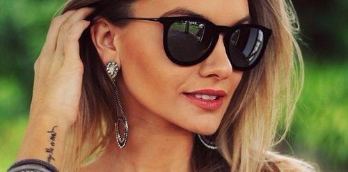 Óculos Espelhado Feminino Anitta Branco Prateado Verão 2019 - R  39 ... bb101078be