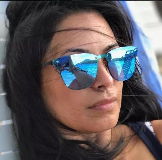 f52f9a809 Óculos Espelhado Feminino Masculino Preço De Atacado Barato - R$ 39 ...