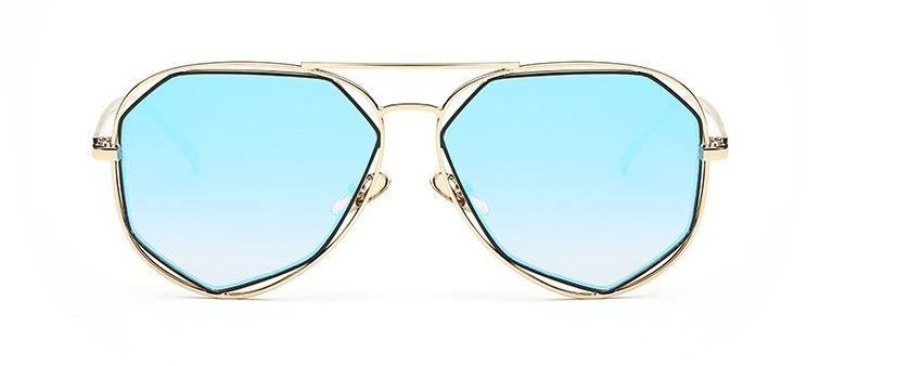 óculos espelhado feminino metal olho de gato gatinho barato. Carregando  zoom. 54e32d1034