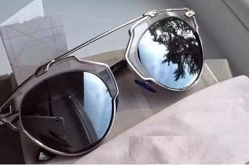 Óculos Espelhado Feminino So Real Barato - R  36,00 em Mercado Livre 832be7a95d