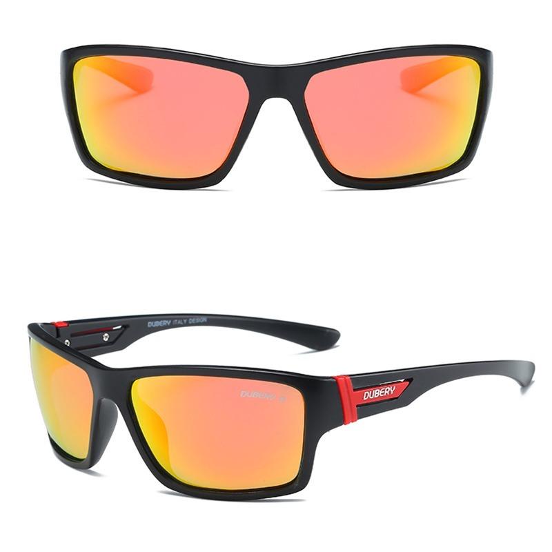 Óculos Espelhado Polarizado Dubery + Brinde  - R  49,00 em Mercado Livre 5e8d957b28