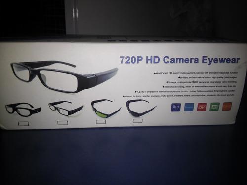 oculos espiao camera espiã alta resolução 720 p hd