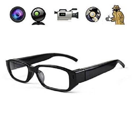 Óculos Espião Com Camera Espiã Discreta Hd 720p Full Hd - R  160,00 ... 299492fec3