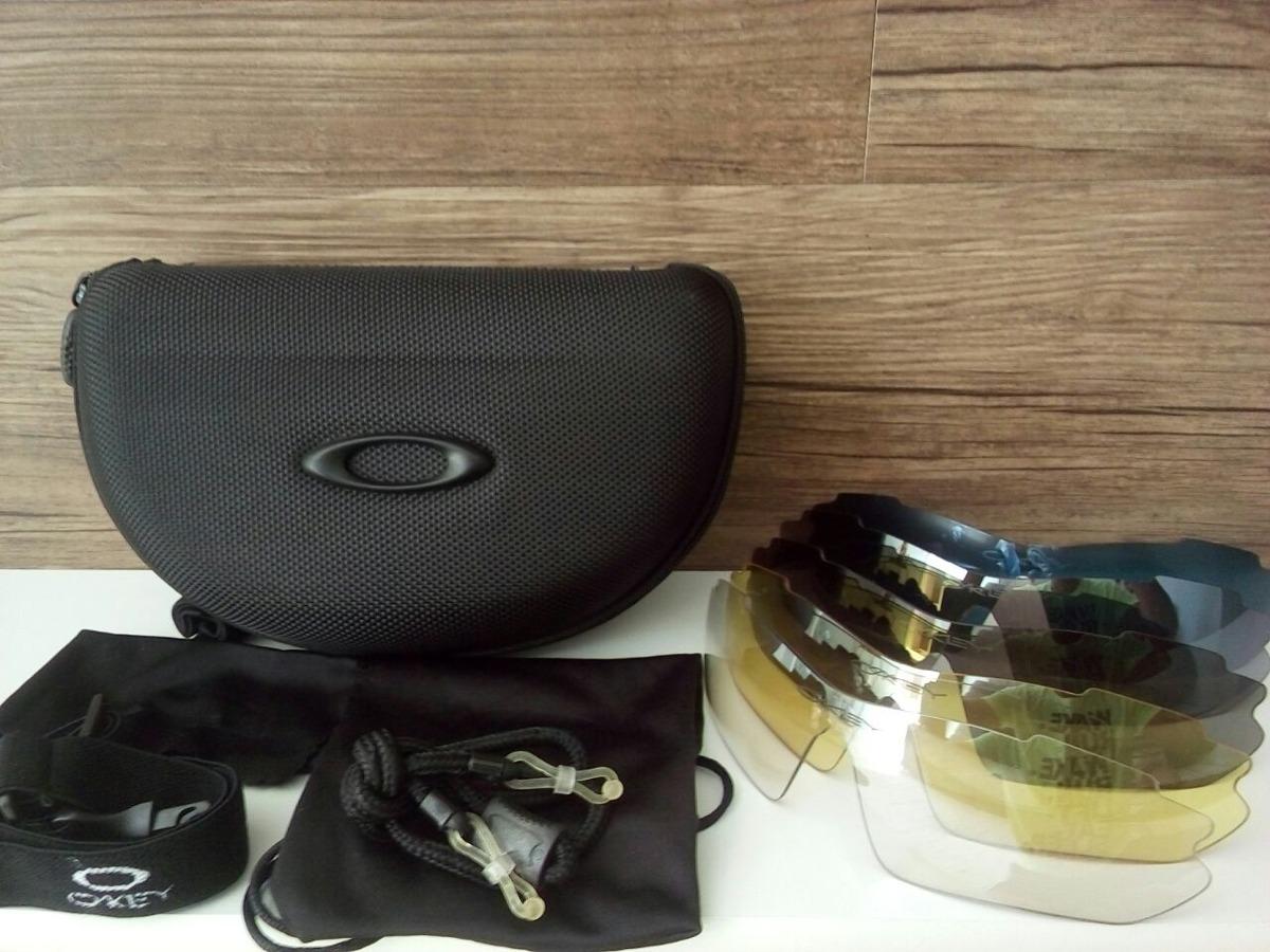 75e6dc601185e óculos esportivo 6lentes+acessórios com clip para grau. Carregando zoom.