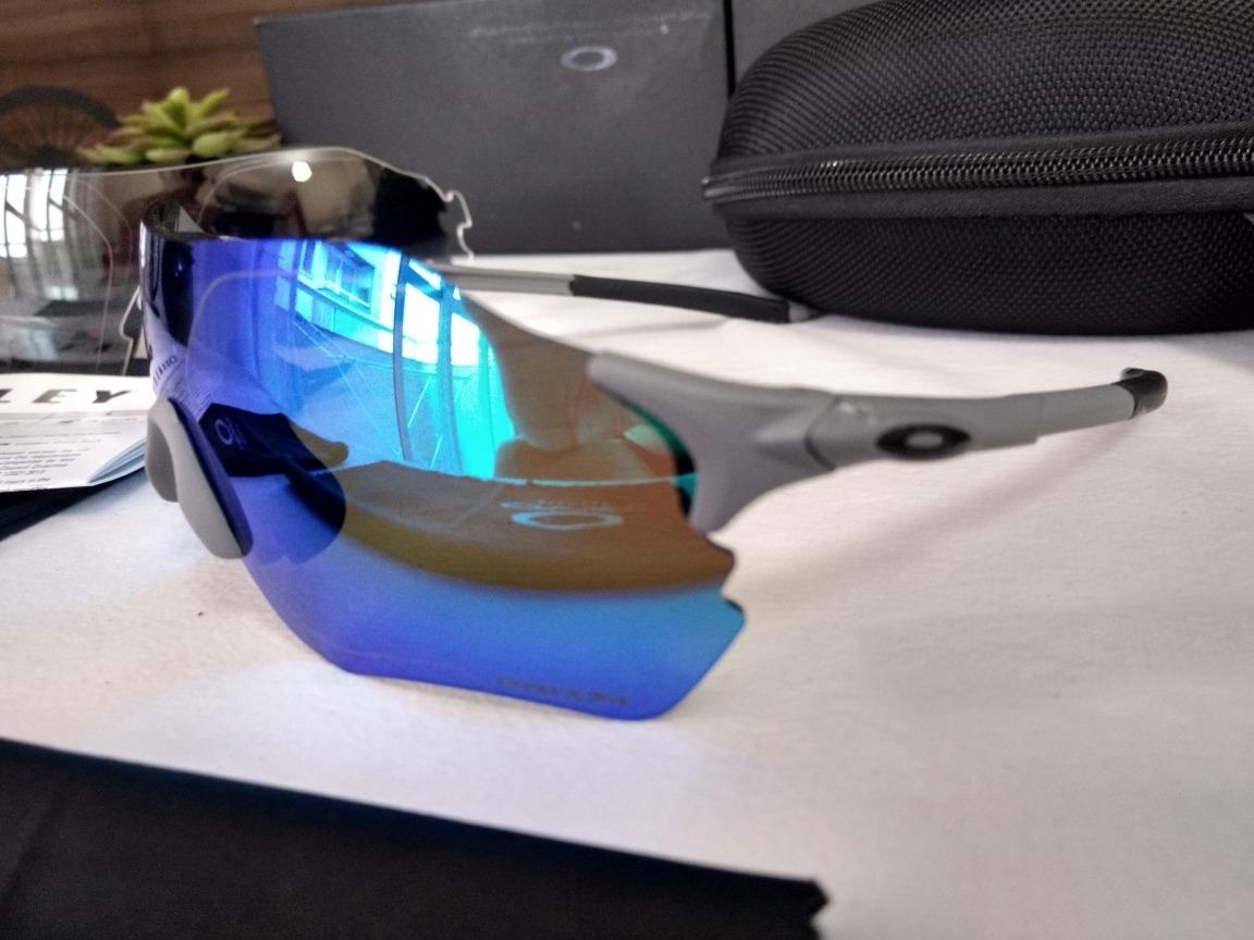 bf7bc6f9d066a Óculos Esportivo De Ciclismo Oakley Ev Zero - R  189,00 em Mercado Livre