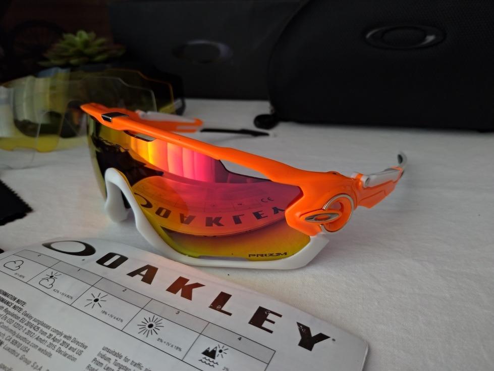 d47f4151cc97c Óculos Esportivo Jawbreaker, 4 Lentes, Acessórios - R  189,00 em ...
