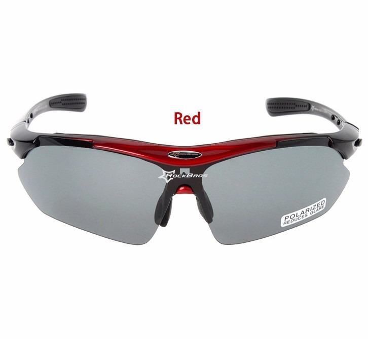 Óculos Esportivo Para Mountain Bike 5 Lentes Da Rockbros - R  129,00 ... 11d3a4a6cf