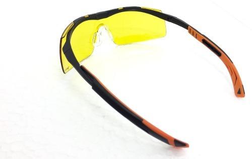 Óculos Esportivo Univet  Ciclistas corrida noturno - R  74,39 em ... c7fd31e9db