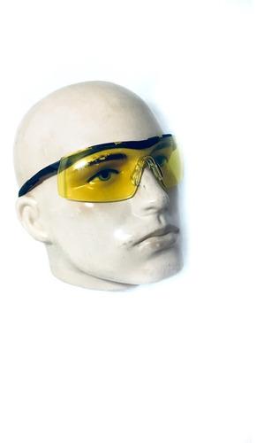 oculos esportivo uso noturno visão ampla tiro esportivo 5x6