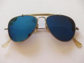 64a5d54fc Oculos Aviador Antigo no Mercado Livre Brasil