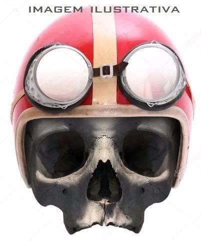 Óculos Estilo Soldador Mad Max Gótico Vintage Motociclista - R  39 ... 076165bcb7