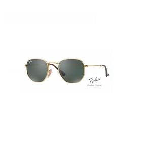 0c58d9817 Rayban Hexagonal De Sol Ray Ban - Óculos Estojos no Mercado Livre Brasil
