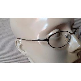 7bb556f0c6d9a Armação Oculos Leitura Antigo Metal Alemão Unissex Qualid 06