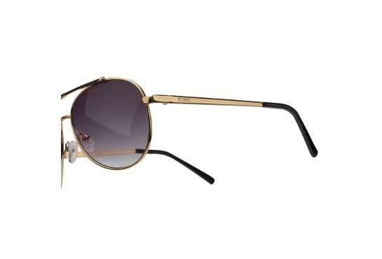 1bbe480a9 Óculos Euro Dourado Feminino - Oc120eu/4p - R$ 219,02 em Mercado Livre