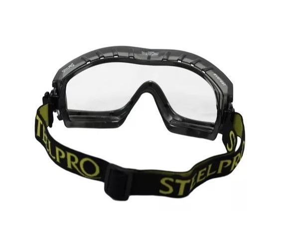 b35ec5c411992 Óculos Everest De Segurança Ampla Visão Incolor C.a. Vicsa - R  42 ...