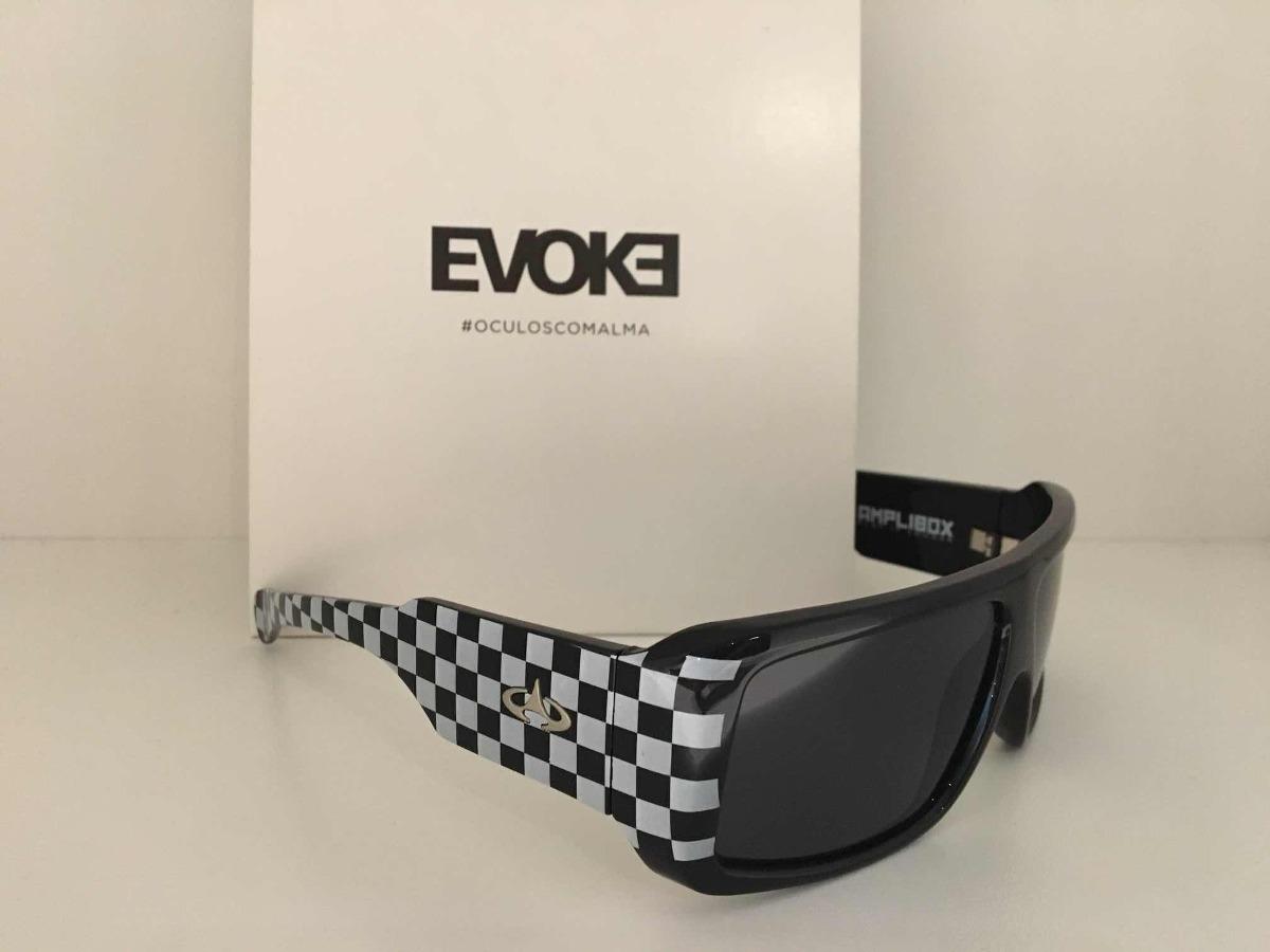 c59f899d7939e Óculos Evoke Amplibox - R  450,00 em Mercado Livre