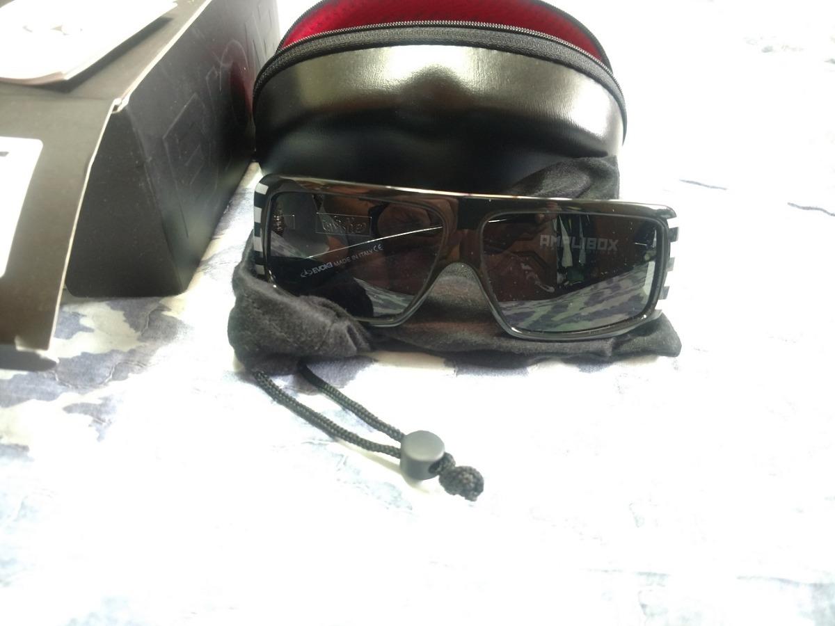 1c8046cdb óculos evoke amplibox black square 100% original - raridade. Carregando zoom .