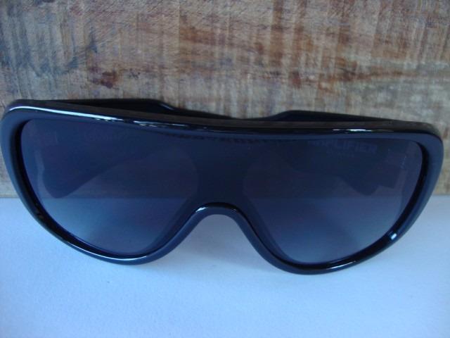 Óculos Evoke Amplifier Aviator Black Shine Gold - R  550,00 em ... e7e5c94242