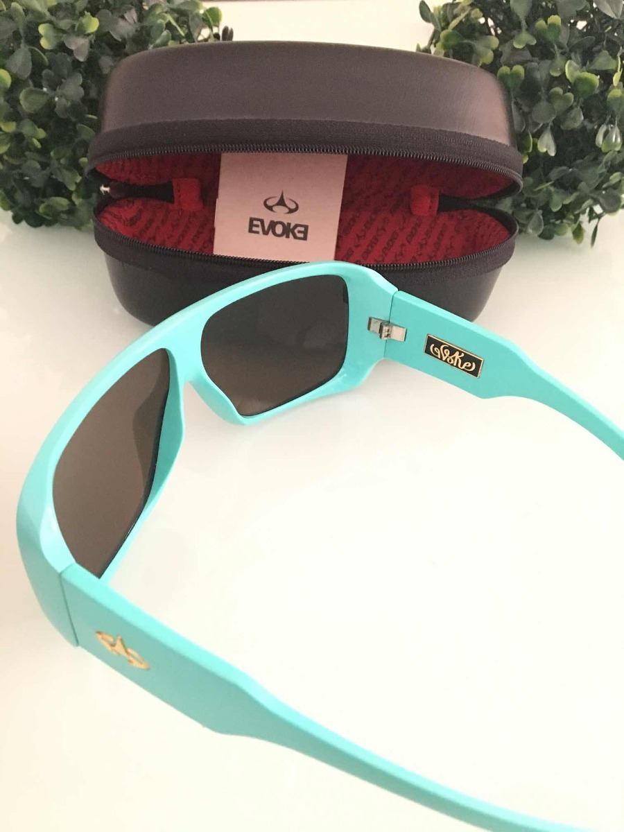 278972e4e9e87 óculos evoke amplifier semi novo azul. Carregando zoom.