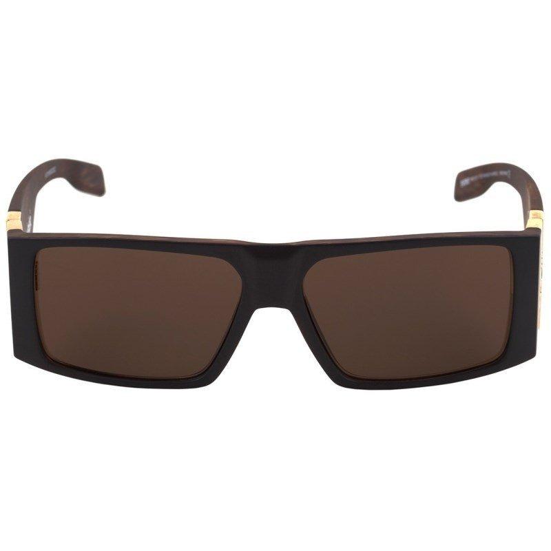 adbd8c0edc396 Óculos Evoke Bomber Black Wood Matte - R  595,00 em Mercado Livre