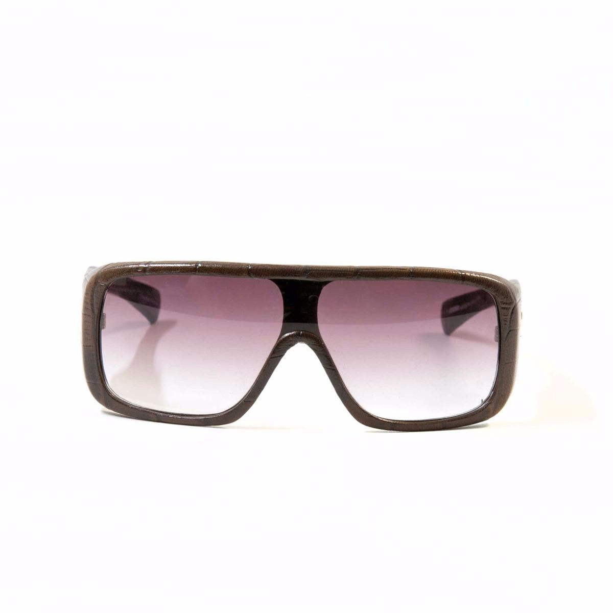 9a6b71067 Oculos Evoke De Sol Detalhe Em Couro - Frete Grátis - R$ 890,00 em ...