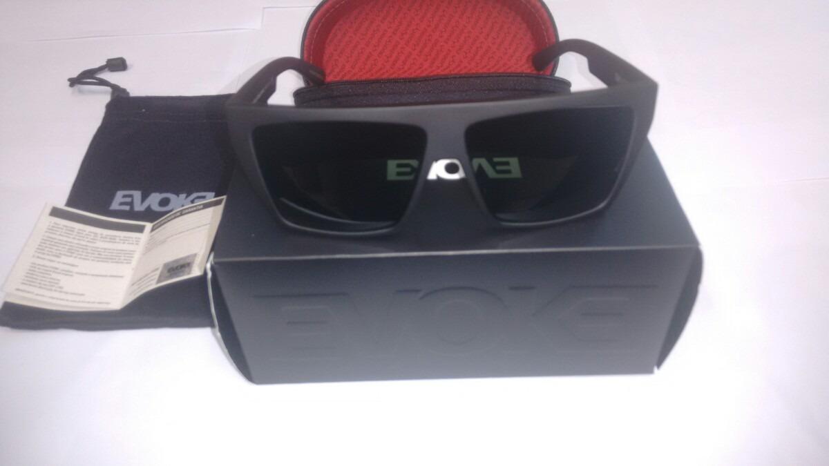 Óculos Evoke Evk 15 Black Matte G15 Total - R  499,00 em Mercado Livre 73277bf336