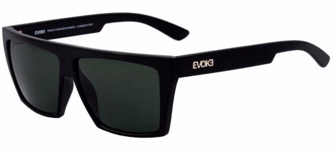 Óculos Evoke Evk 15 Black Shine   G15 Green - R  399,99 em Mercado Livre b1fbbc2484