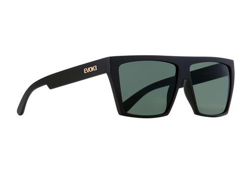 oculos evoke evk 15 new black matte gold brown total